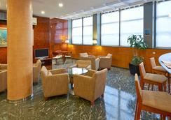 巴塞罗那昂特扎nh酒店 - 巴塞罗那 - 休息厅