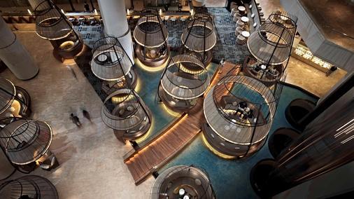 新加坡泛太平洋酒店 - 新加坡 - 酒吧