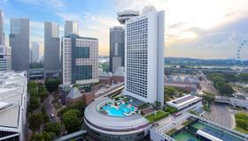 新加坡泛太平洋酒店 - 新加坡 - 商务中心