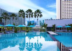 新加坡泛太平洋酒店 - 新加坡 - 游泳池