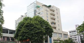 广商酒店 - 广州 - 建筑