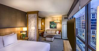 内港凯悦酒店 - 巴尔的摩 - 睡房