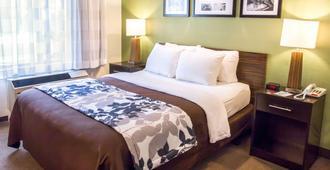 纳什维尔市中心欧皮兰德斯利普酒店 - 纳什维尔 - 睡房