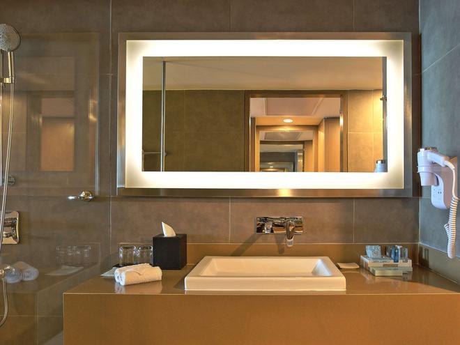 钦奈希普科特诺富特酒店-雅高品牌酒店 - 金奈 - 浴室