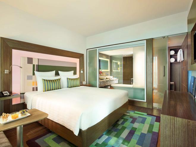 钦奈希普科特诺富特酒店-雅高品牌酒店 - 金奈 - 睡房