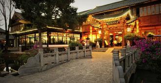 丽江王府饭店 - 丽江 - 户外景观