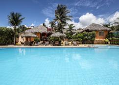 平静乡村旅馆 - 卡诺格布拉达 - 游泳池