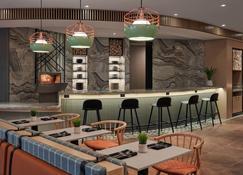萨克屯市中心万豪三角洲酒店 - 萨斯卡通 - 餐馆