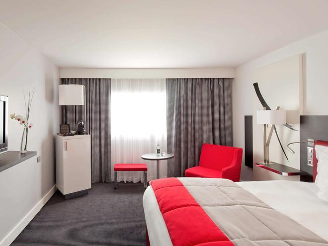 巴黎戴高乐机场与会议美居酒店 - 鲁瓦西昂法兰西 - 睡房