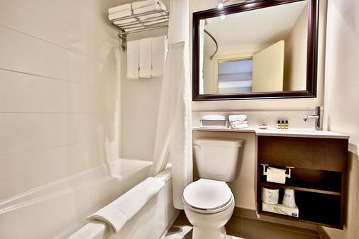 西佳蒙特利尔市中心酒店-欧罗巴酒店 - 蒙特利尔 - 浴室