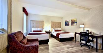 西佳蒙特利尔市中心酒店-欧罗巴酒店 - 蒙特利尔 - 睡房