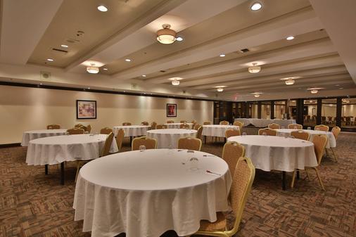 西佳蒙特利尔市中心酒店-欧罗巴酒店 - 蒙特利尔 - 宴会厅