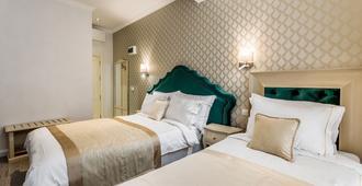 老城精品酒店 - 布加勒斯特 - 睡房