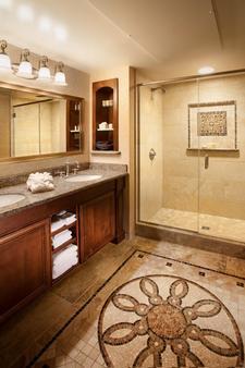 梅丽泰治水疗度假酒店 - 纳帕 - 浴室