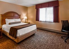 贝斯维斯特比达卡酒店 - 荷马 - 睡房