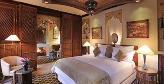 阿拉比庄园酒店 - 马拉喀什 - 睡房