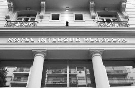 英特苏尔里克莱塔酒店 - 布宜诺斯艾利斯 - 建筑