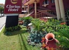 凯隆酒店-圣佩德罗苏拉 - 圣佩德罗苏拉 - 建筑