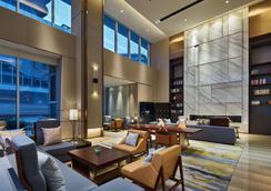 上海虹桥绿地铂瑞公寓 - 上海 - 休息厅