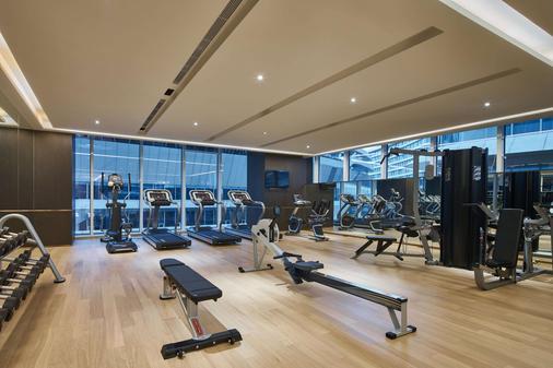 上海虹桥绿地铂瑞公寓 - 上海 - 健身房