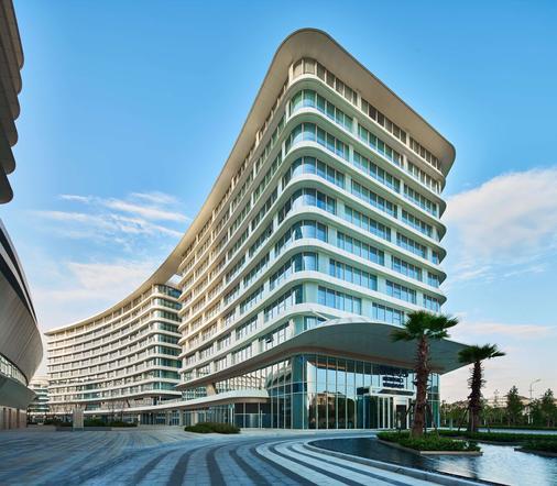 上海虹桥绿地铂瑞公寓 - 上海 - 建筑