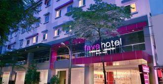 珐维梅拉瓦酒店 - 南雅加达 - 建筑
