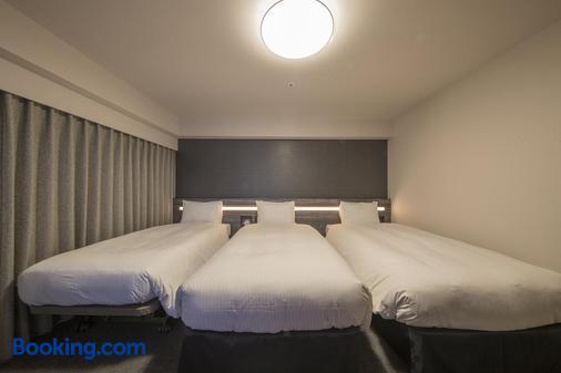 熊本新市街里士满酒店 - 熊本 - 睡房