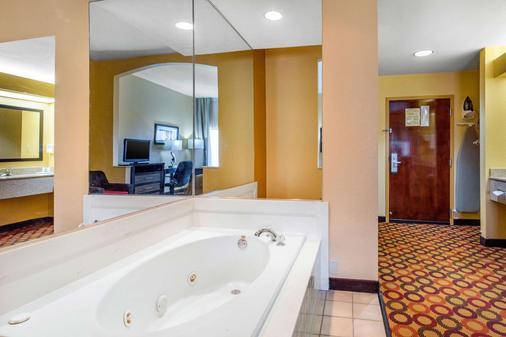 蒙哥马利品质套房酒店 - 蒙哥马利 - 浴室