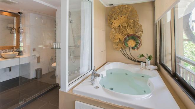 普吉布拉纱里酒店 - 芭东 - 浴室