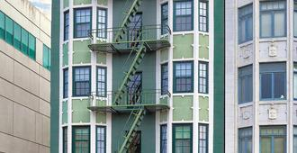 歌剧院酒店 - 旧金山 - 建筑