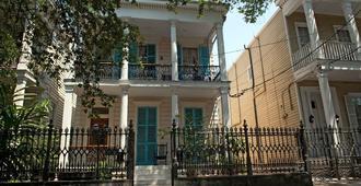 费尔柴尔德之家家庭旅馆 - 新奥尔良 - 建筑