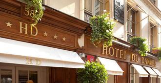 多瑙河圣日耳曼酒店 - 巴黎 - 建筑