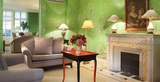 多瑙河圣日耳曼酒店 - 巴黎 - 客厅