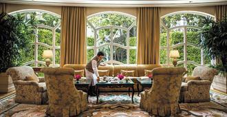 比佛利山庄半岛酒店 - 洛杉矶 - 休息厅