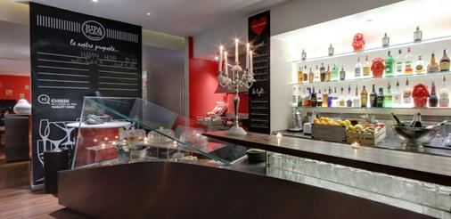 罗马里帕酒店 - 罗马 - 酒吧