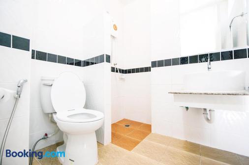 普拉贾克特拉城市宾馆 - 乌隆 - 浴室