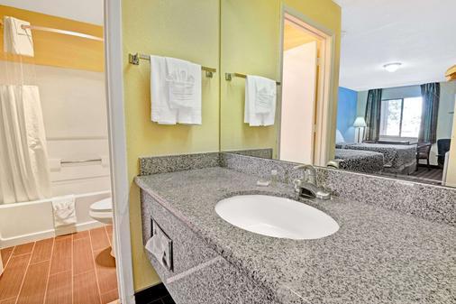 阿尔伯克基西戴斯酒店 - 阿尔伯克基 - 浴室