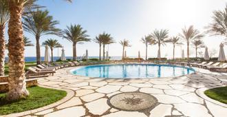 达哈卜天堂酒店 - 达哈布 - 游泳池