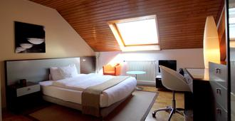 F6风格酒店 - 日内瓦 - 睡房