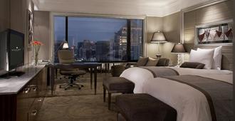 曼谷洲际酒店 - 曼谷 - 睡房