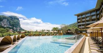 圣塔拉富甲全景中心度假村 - 甲米 - 游泳池