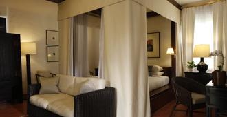 清迈拉差曼哈酒店 - 清迈 - 客厅