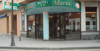 多纳玛丽亚酒店 - 希洪 - 建筑