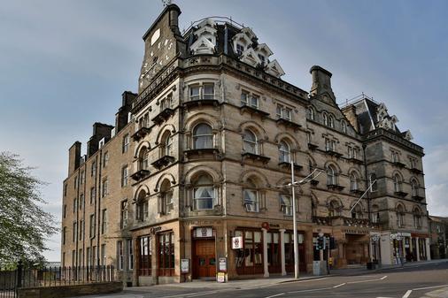 贝斯特韦斯特皇后酒店酒店 - 邓迪 - 建筑