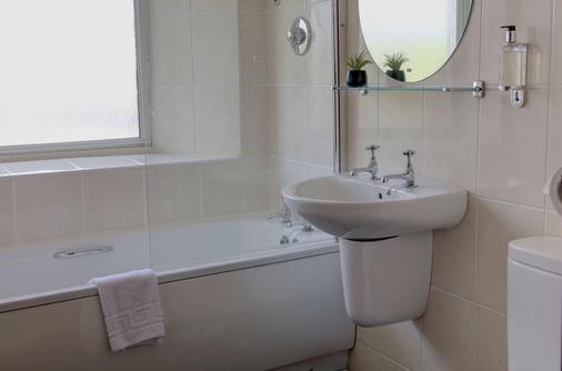 贝斯特韦斯特皇后酒店酒店 - 邓迪 - 浴室