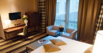 上城宫酒店 - 米兰 - 睡房