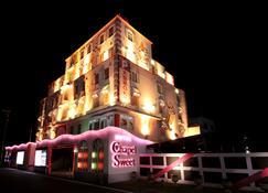 查普椰甜蜜酒店 - 仅供成人入住 - 泉大津市 - 建筑
