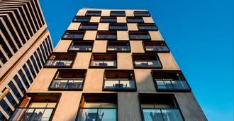 奥克斯品尼高酒店 - 墨尔本 - 建筑