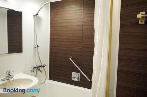 高松东急rei酒店 - 高松市 - 浴室