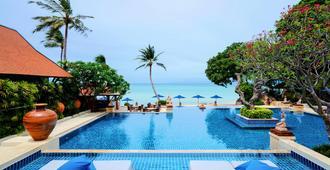 苏梅岛万丽度假村 - 苏梅岛 - 游泳池